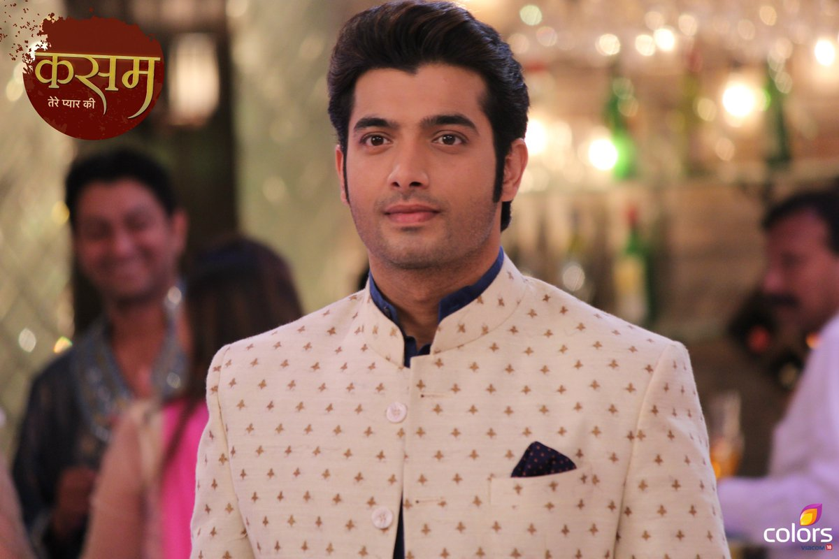 Rishi in Kasam on Colors image-picture