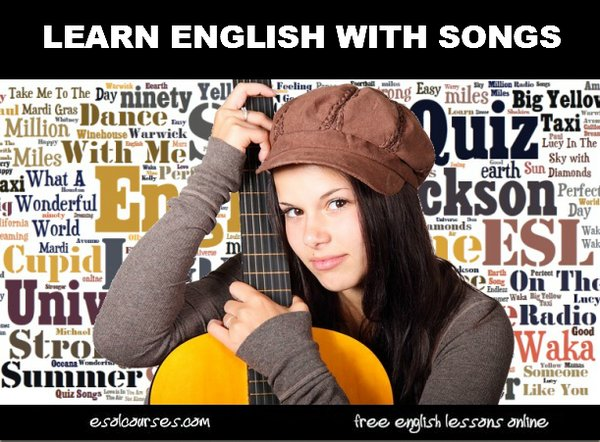 Practise your #English listening skills with this free collection of song quizzes  https://t.co/lwcLwbk2TU #elt https://t.co/OF2W5L9YUJ