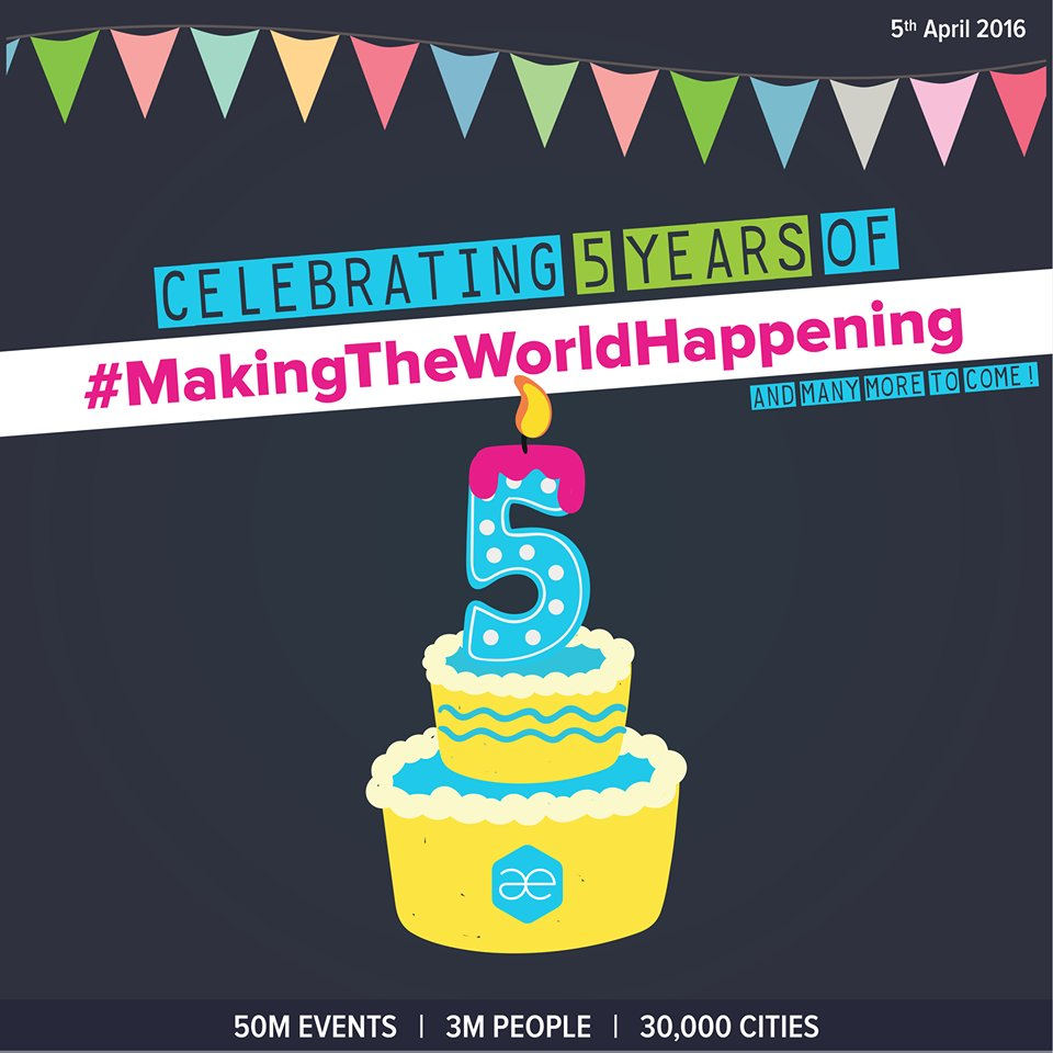 https://t.co/nS8XiCNY2y. #MakingTheWorldHappening #AEFest https://t.co/lHALJpadtH