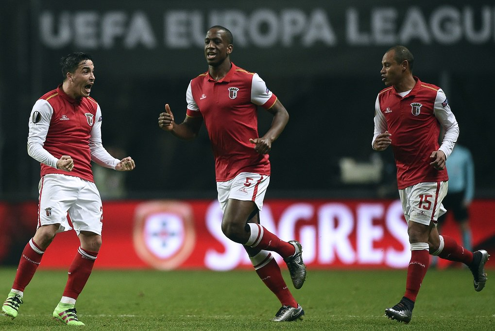 "UEFA Europa League on Twitter: ""Willy Boly, Braga: ""We know ..."