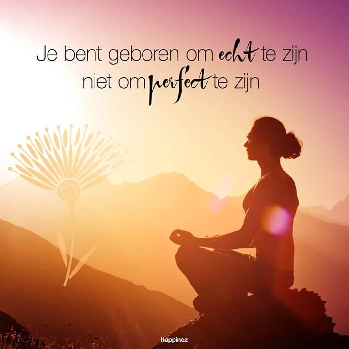 Citaten Yoga : Volgjehart on twitter quot je bent geboren om echt te zijn