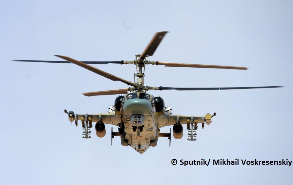 المروحيه الروسيه Ka-52  CfRxC65WAAE5GwU