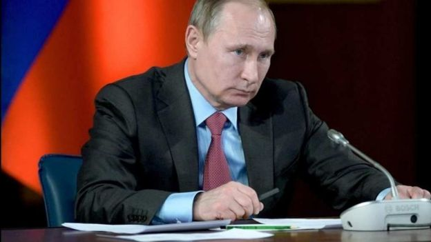 Foto Putin Russia