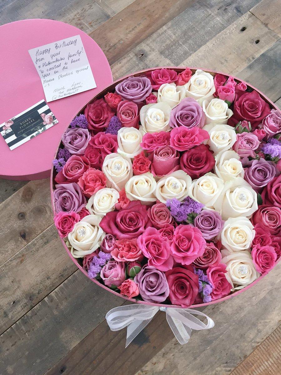 Alishamarie on twitter ahh thank you makerstudios for the gorg alishamarie on twitter ahh thank you makerstudios for the gorg birthday flowers httpstjgwpxr3zwc izmirmasajfo
