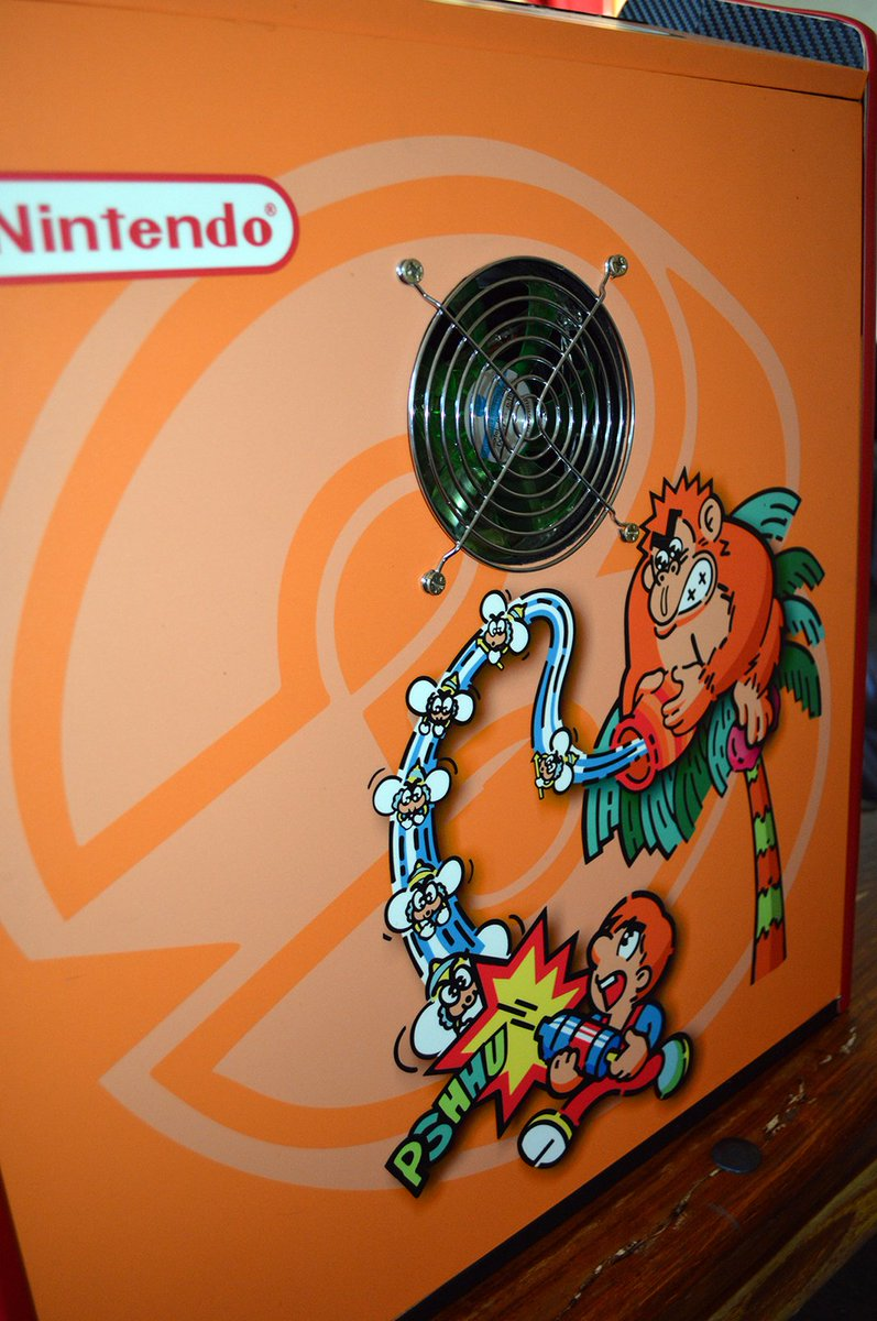 mini arcade machine kong