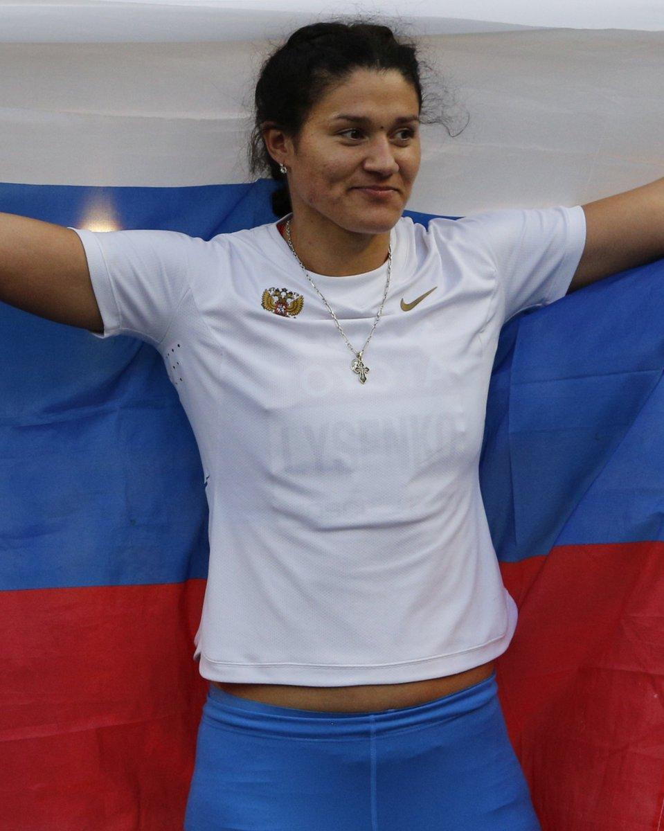 La championne Olympique 2012 du lancer de marteau Tatyana Lisenko (RUS) suspendue pour dopage par l'IAAF