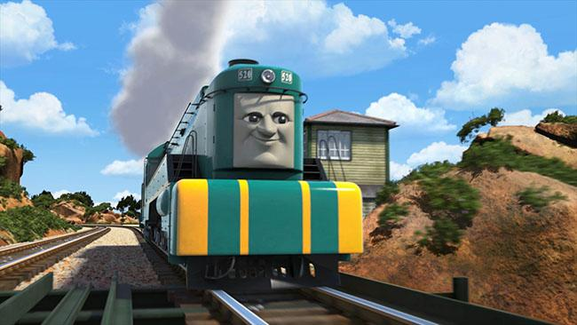 Shane Sa Steam Train Shane Joins Thomas The Tank Engine