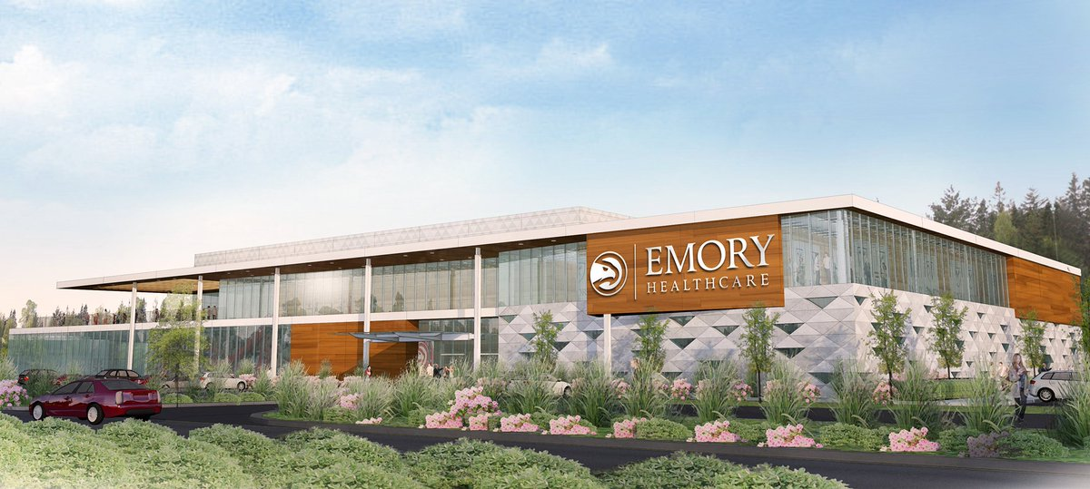 Thumbnail for Emory and Atlanta Hawks Announce Partnership