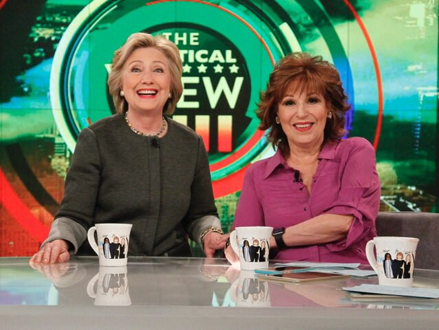 Do you think @HillaryClinton will ask me to be her Veep? #HillaryOnTheView https://t.co/gHw1OVuZDV