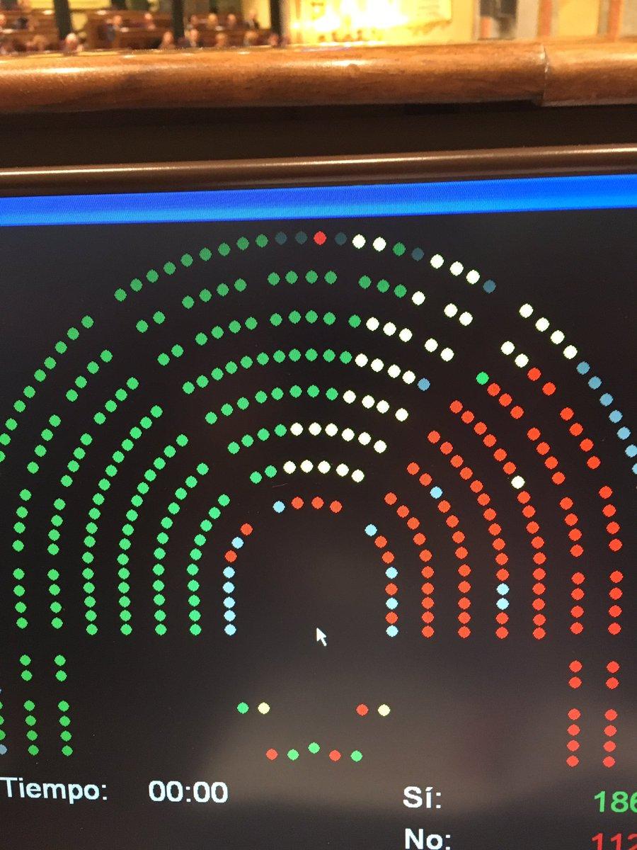 Aquí lo podría ser un gobierno a la valenciana, hoy se suma para paralizar la LOMCE. @CiudadanosCs se abstuvo https://t.co/VLwyhQWHKR
