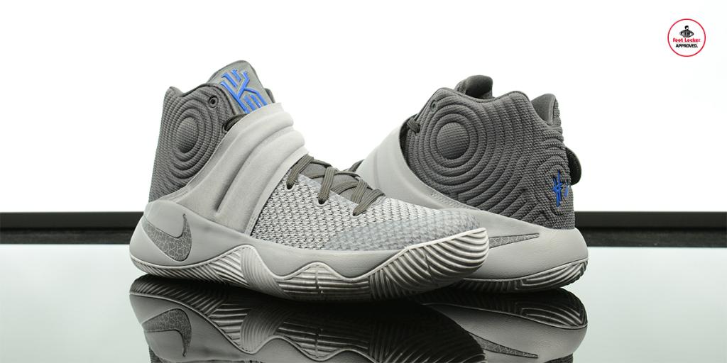 Kyrie 2 Grey And Blue And White Kyrie 2 Red And Gold  24fe67cd1