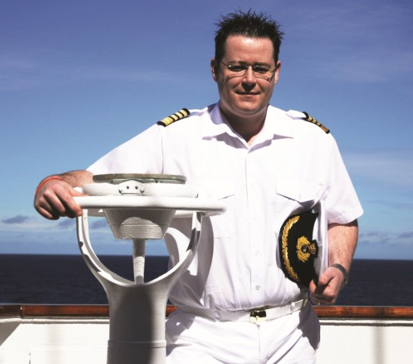 """Sage Holidays: Saga Holidays On Twitter: """"After 10 Years With Us Captain"""