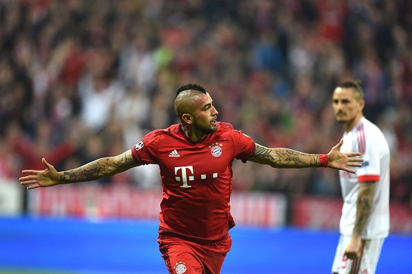 Video: Bayern Munich vs Benfica
