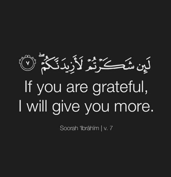 tips doa mustajab melalui bersyukur