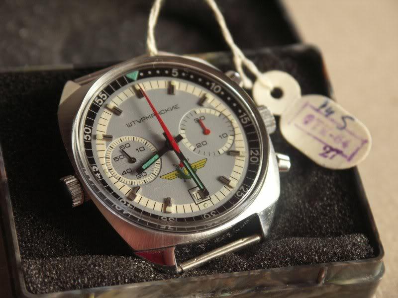 В дальнейшем эта марка зарекомендовала себя как самый надежный и точный отечественный хронограф.
