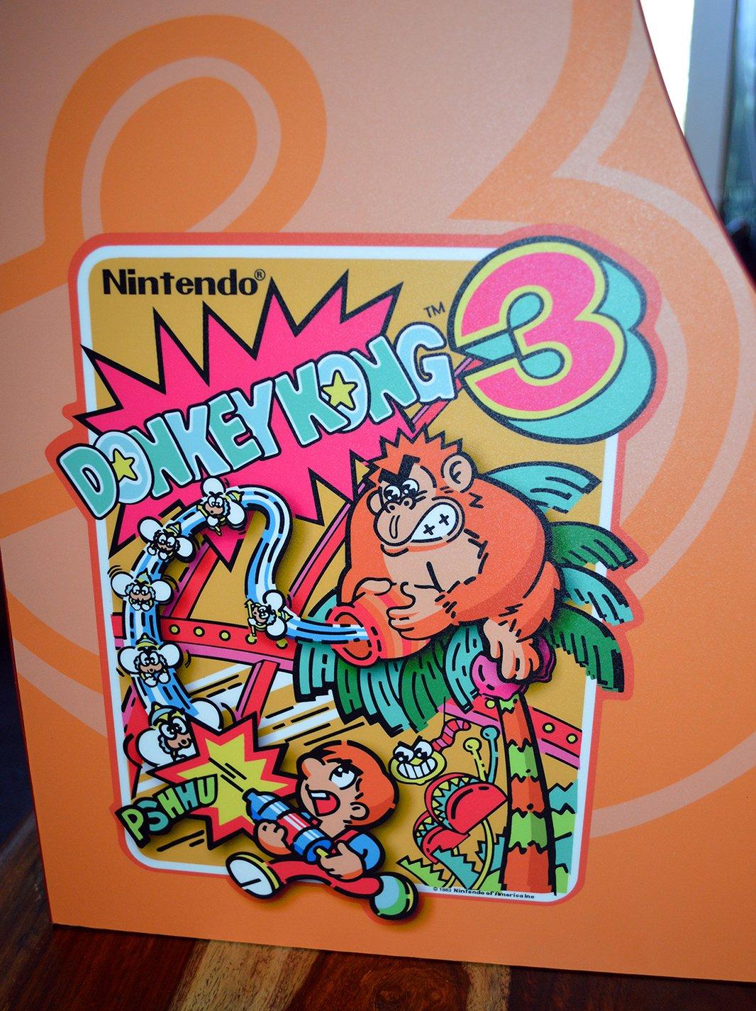 "Mini Arcade Machines on Twitter: ""Bartop Arcade Graphics ..."