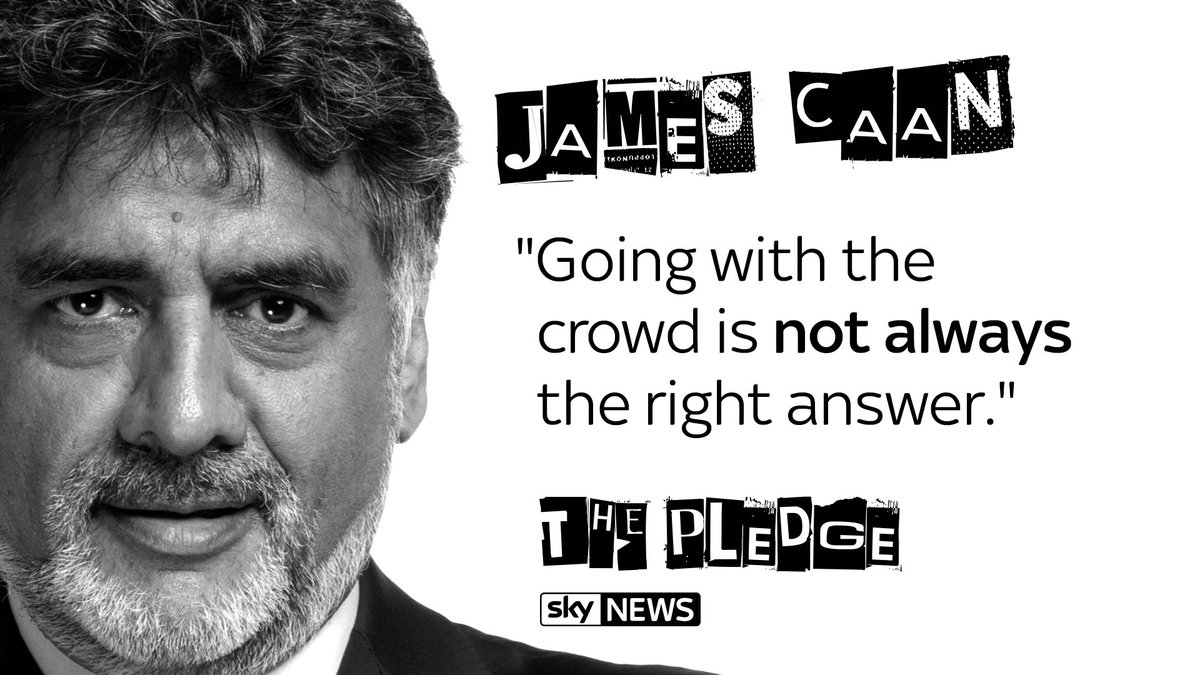 Going with the crowd isn't always the right answer - this is @ThePledge I'm taking. #ThePledge https://t.co/CzVoq8VdcO