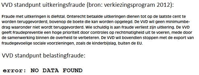 Fraude is verschrikkelijk! Blij dat de @VVD daar ten minste iets aan doet. Daarom ter meditatie 2 plaatjes: https://t.co/v64crr6hFx