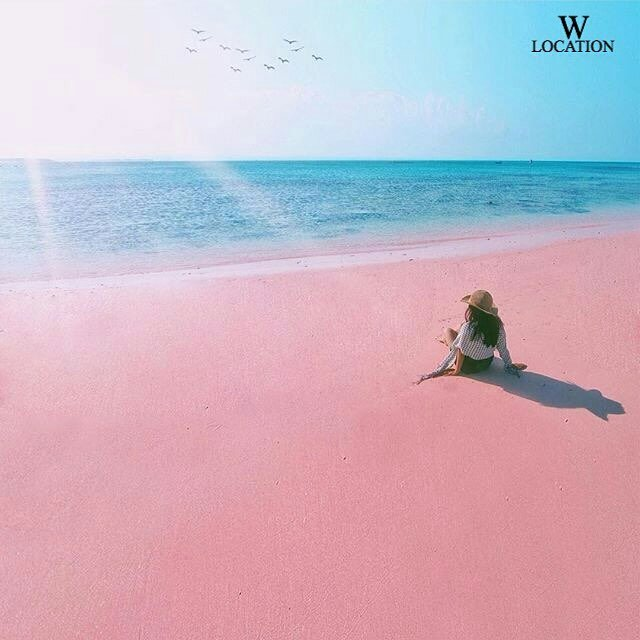 Eka Nadia On Twitter The Romantic Pink Beach Indonesia Has 2 Beautiful Beaches With SandTangsi Lombok