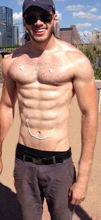 Roosterteeth barbara shirtless