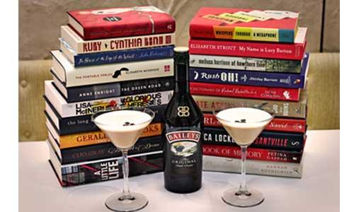 It's #WinItWednesday! Follow us & RT to #WIN the @BaileysPrize longlist PLUS a bottle of @Baileys_GB #BaileysPrize