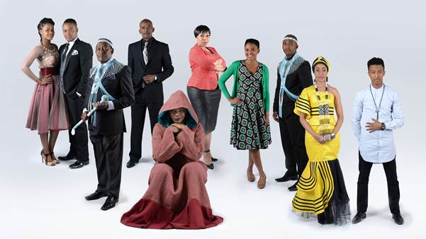 Expect an A-list cast when new @Mzansimagic drama #Igazi, about an isiXhosa royal family, starts tonight at 8pm https://t.co/V89CSlX3Zz
