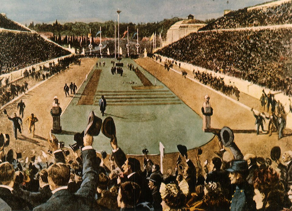 On 6 April 1896, Athens witnessed the modern reincarnation of the Olympic Games! #ThisisAthens #OlympicGames https://t.co/vtJG7ro0qG