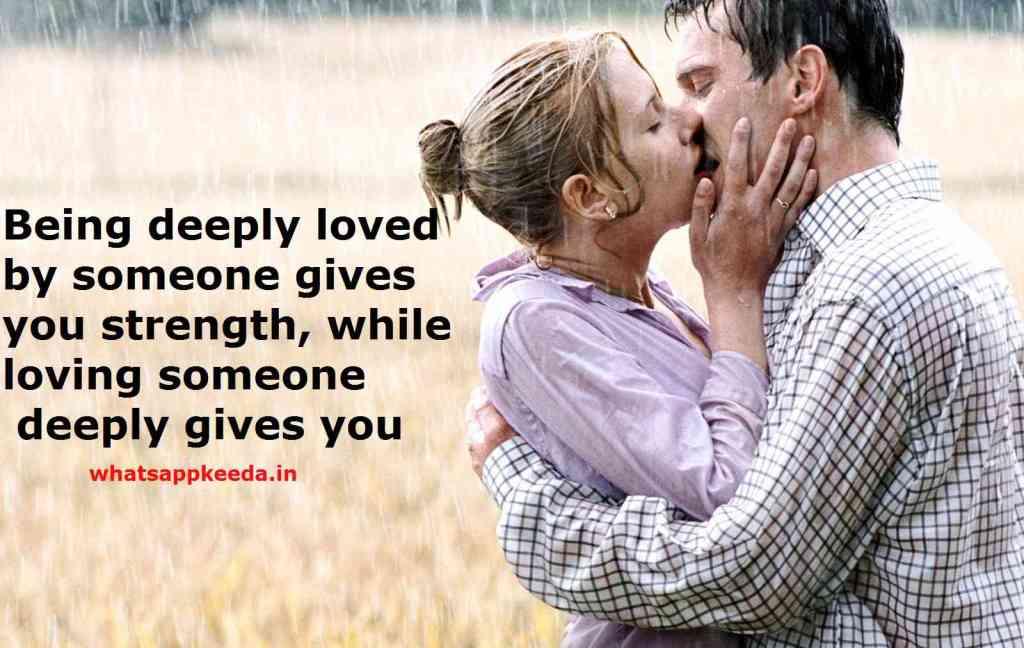 "Deep Love Quotes New 2016: Whatsappkeeda.in On Twitter: ""Sad Heart Touching Deep Love"