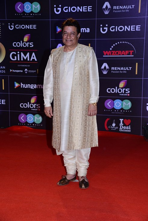 Anuj Jalota at GiMA 2016 image, picture