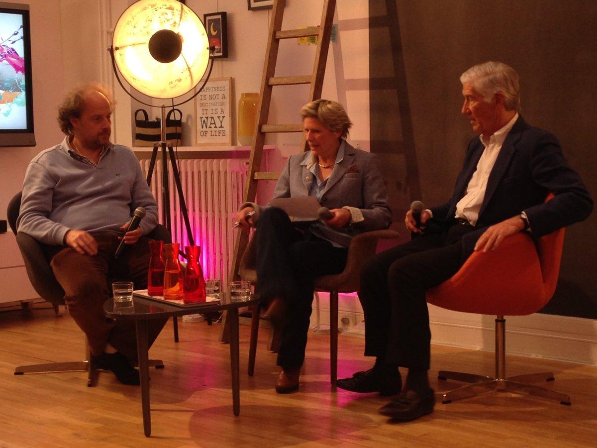 C'est parti ! Les défis de la transdisciplinarité avec @FrancoisTaddei et @derosnayjoel #changerdere https://t.co/o6B3SO6iMr