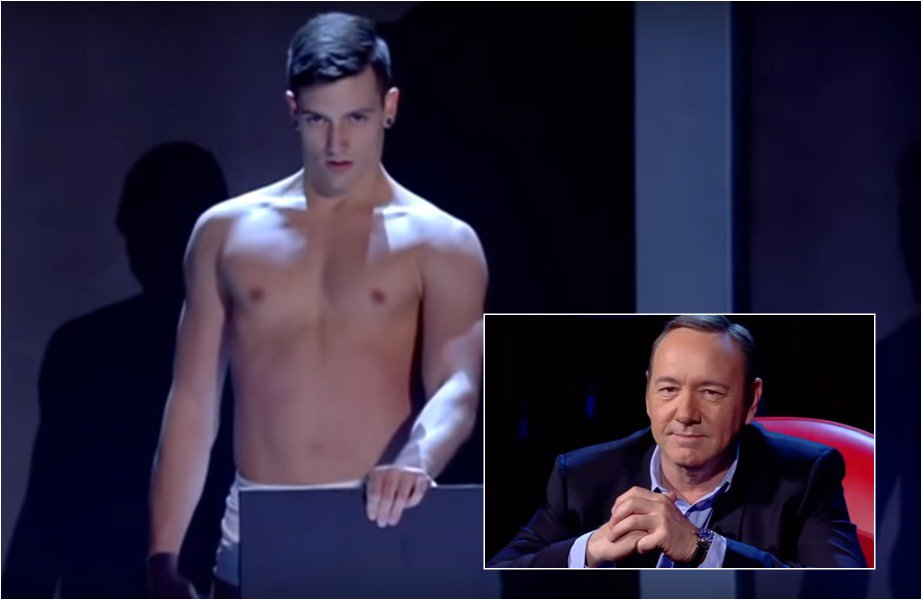 kevin spacey hot nude