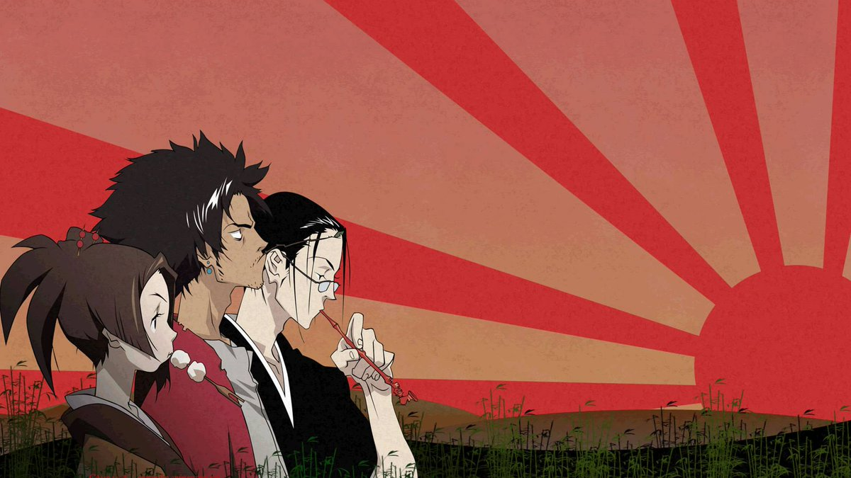 Funimation Releases Entire SAMURAI CHAMPLOO Series For Free On YouTube https://t.co/uKZshvHgEA — https://t.co/zLyOIhmmVw