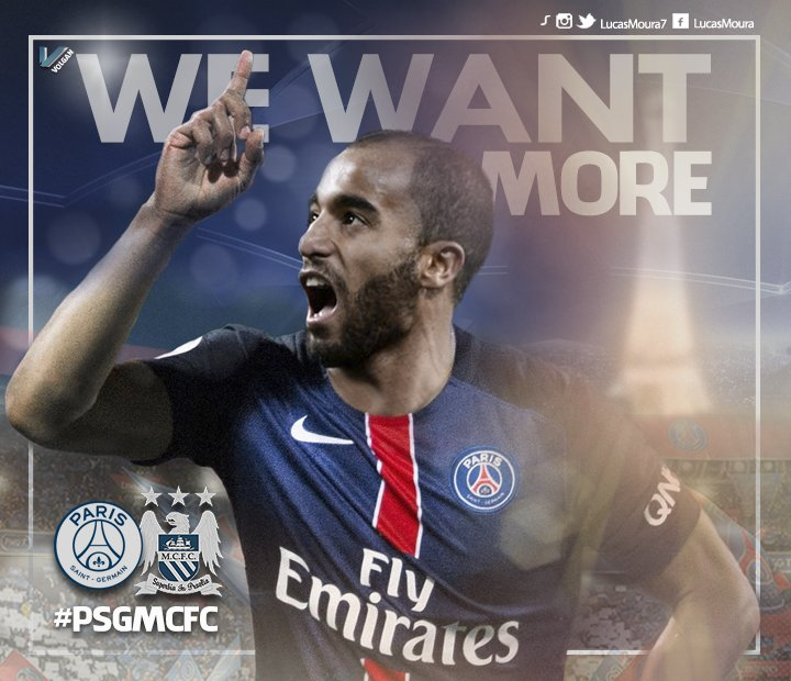 Who Is Talking About #PSGMCFC On Social Media