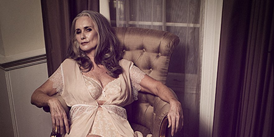 Very valuable 62 year old lingerie model consider, that
