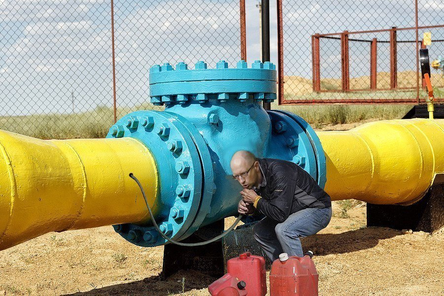 Приколы про газ картинки