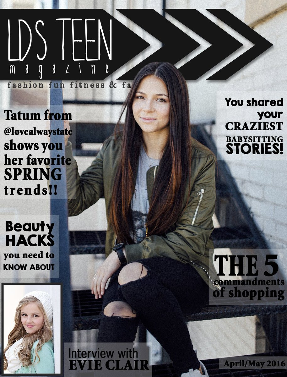 Christian teen girl magazine 4