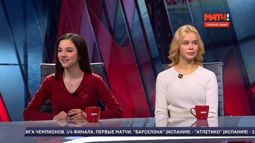 Евгения Медведева - Страница 47 CfXinlTUIAAVtOw