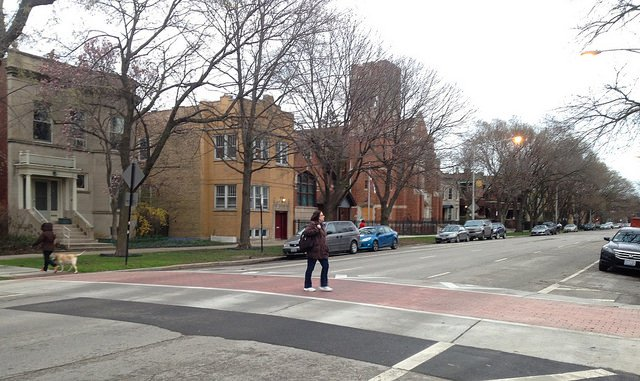After speed tables were installed by Palmer Square, speeding rate dropped from 75% to 38%. https://t.co/FYeG6NInXT https://t.co/OGdEA6UEO4