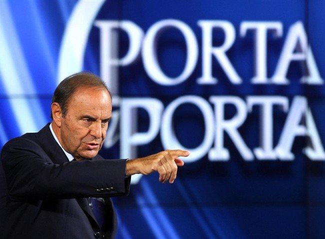 """Giusto pagare il Canone Rai per vedere Riina Jr da Vespa a """"Porta a Porta""""?"""