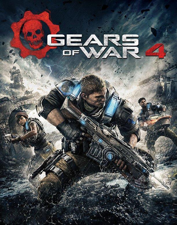 Gears of War 4 Launching In October 2016 1