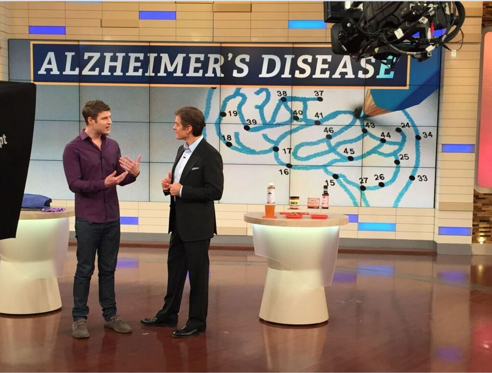 Alzheimers test dr oz