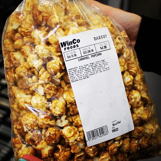 WinCo Foods On Twitter Happy CaramelPopcorn Day Stop By Your