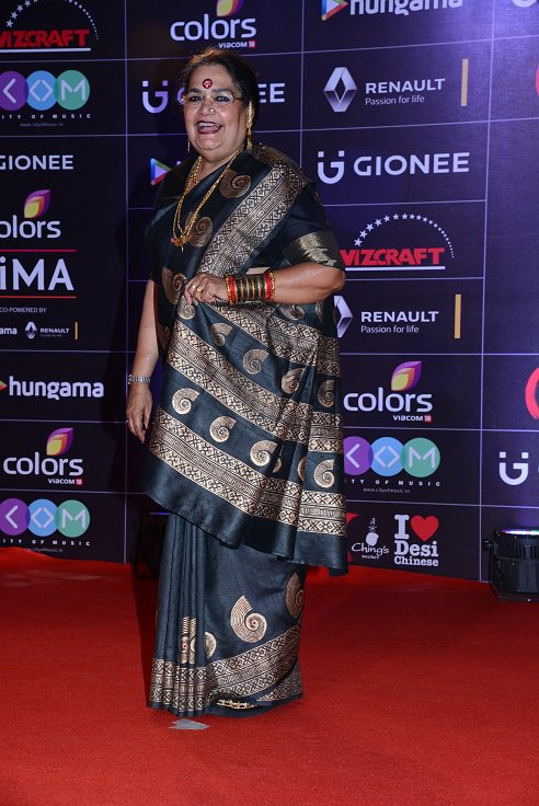 GiMA Awards 2016, GiMA 2016, Usha Uthup, image, pictures, photos