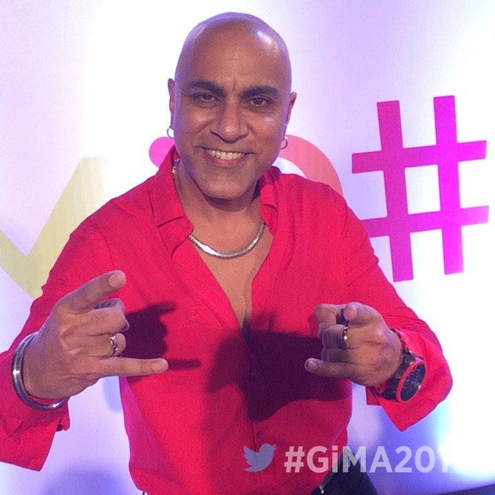 Baba Sehgal,image,picture,GiMA 2016,GiMA Awarsd 2016