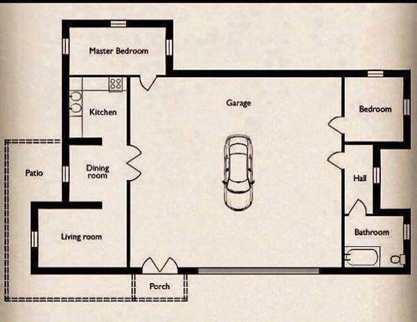 This clever diagram shows what would happen if we designed homes like city streets