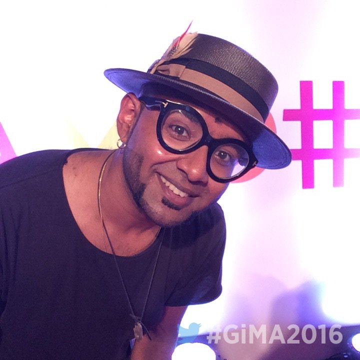 Benny Dayal GiMA 2016 image, picture