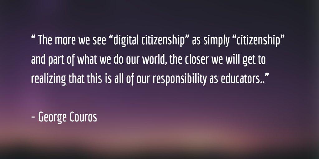"Crucial ""Digital Citizenship"" Conversations via @gcouros https://t.co/qPP6NO170C #i11i #digcit #iaedchat https://t.co/j7UNssRIKk"