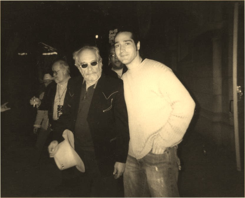 Merle Haggard is the reason I do what I do. I can't believe he's gone. https://t.co/RdzbvtWwLg