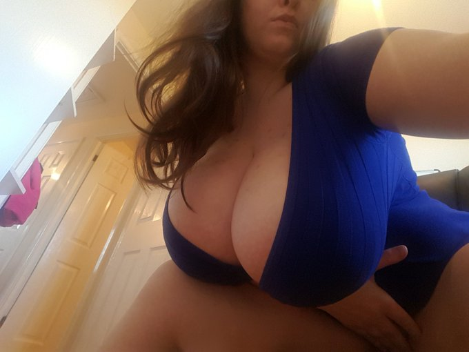 Making custom videos again tomorrow, half price!  Order yours now :) #bustybbw #busty #boobs https://t