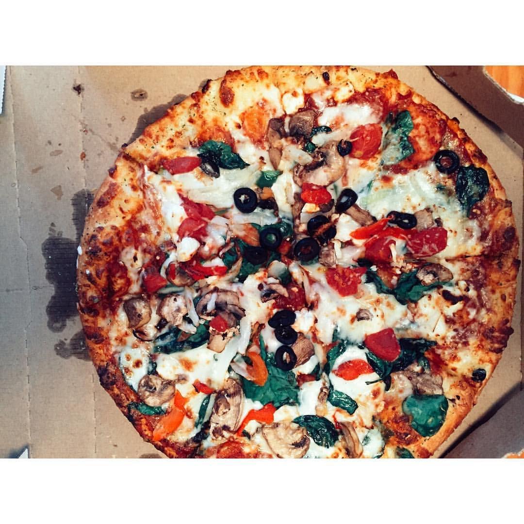 トリコロールピザ  #pizza
